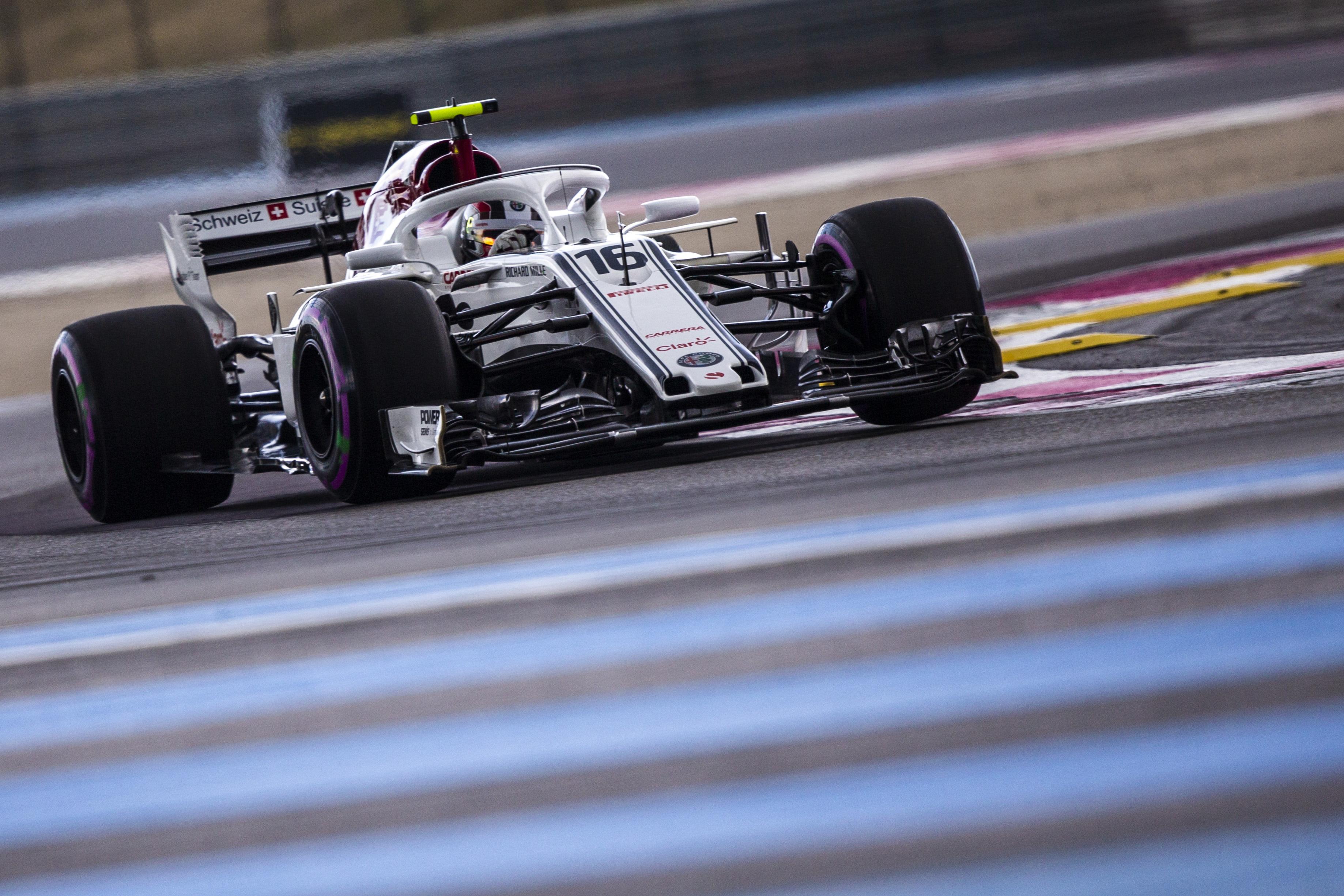 French Grand Prix Qualifying