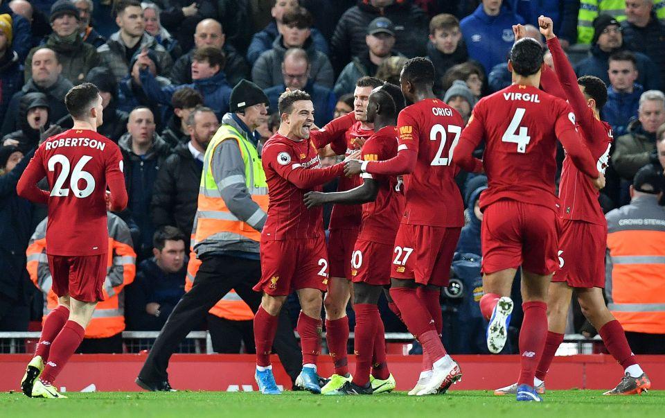Merseyside Reds