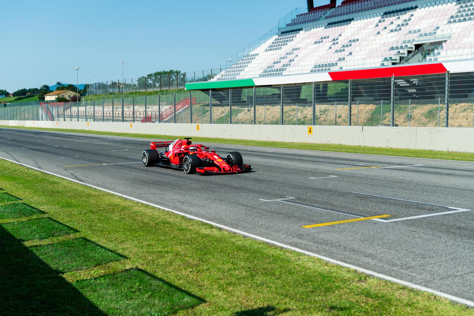Vettel Mugello