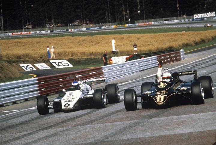 1982 Austria finish