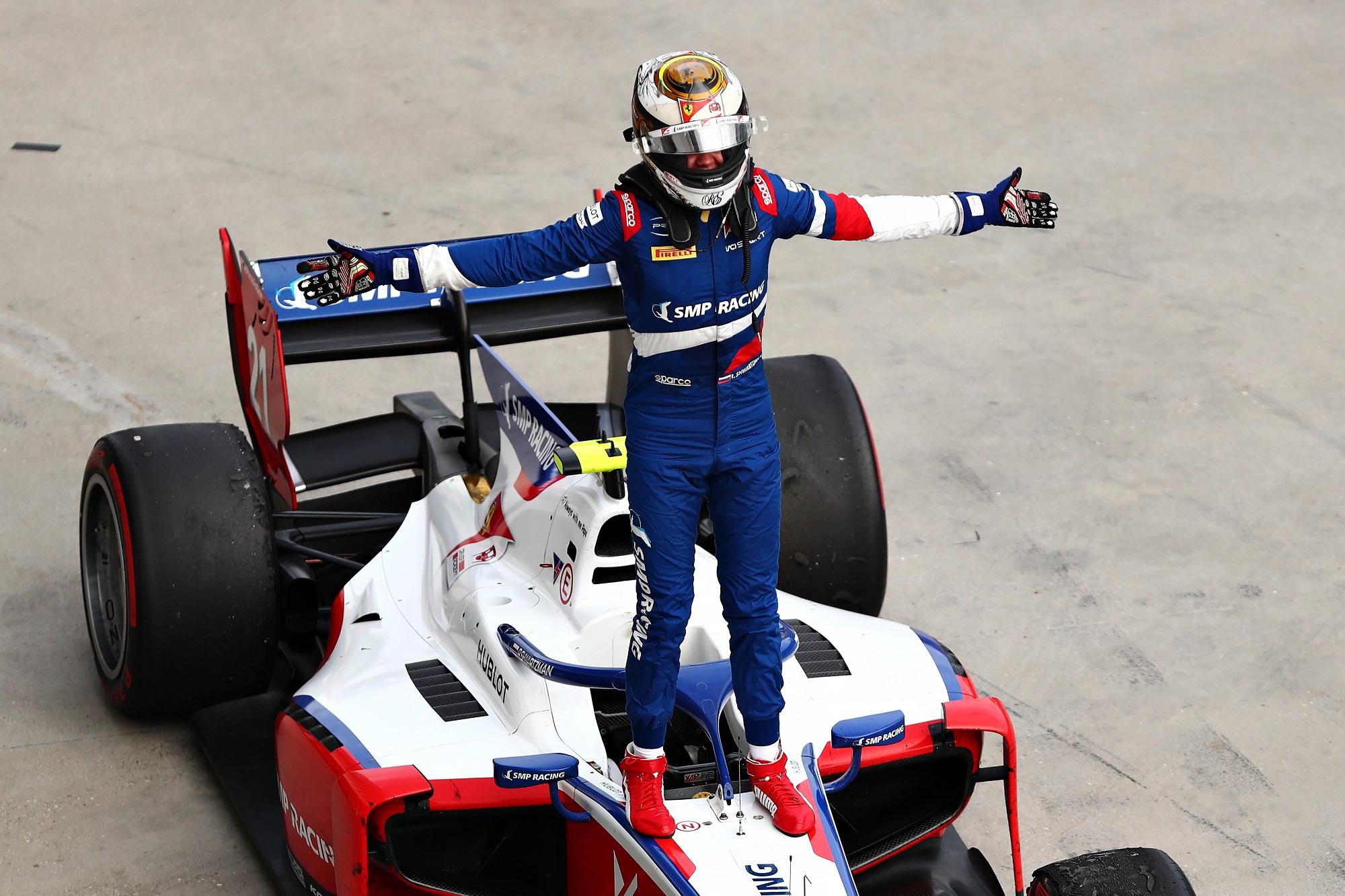 Formula 2 Championship - Round 3:Budapest - First Race