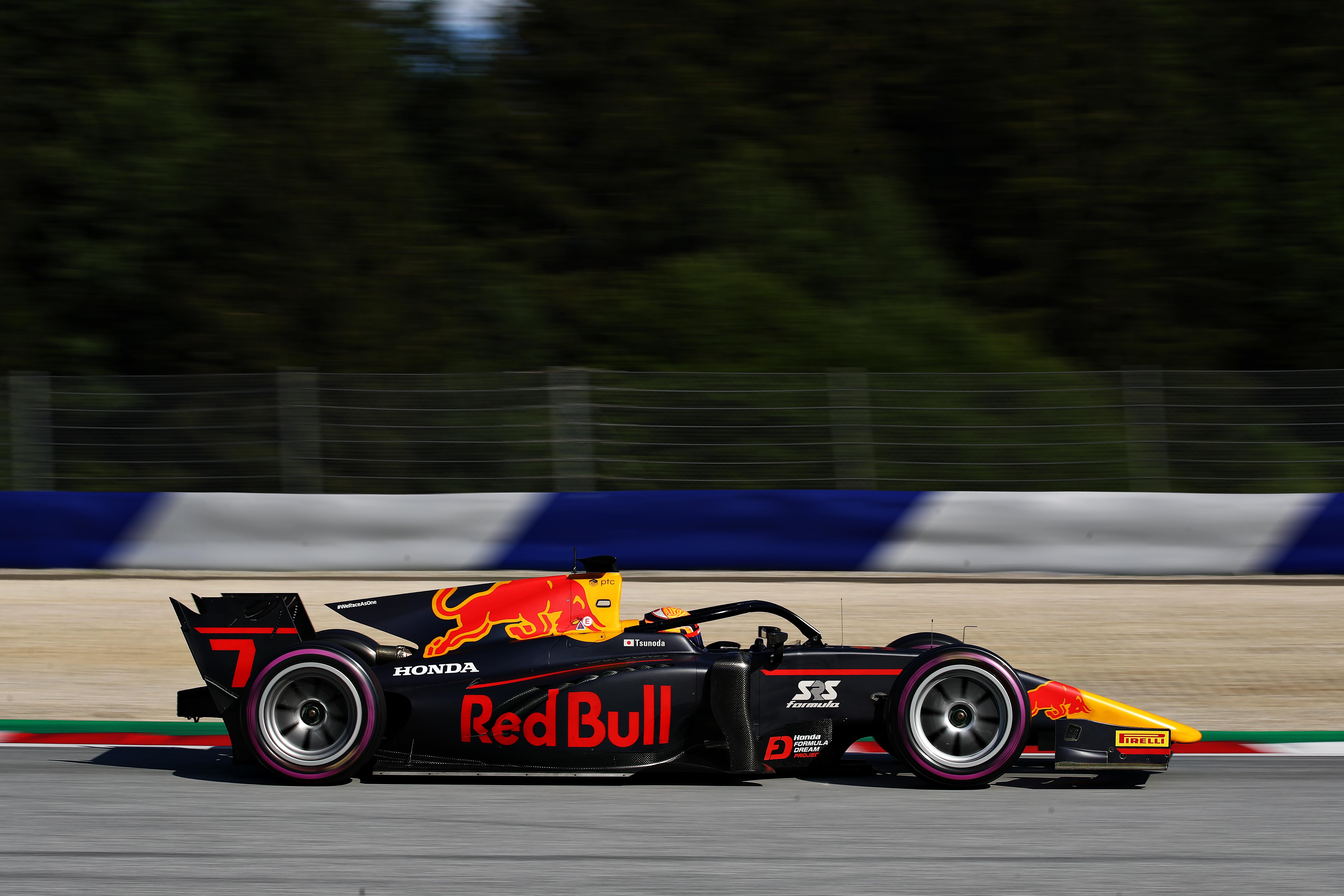 Formula 2 Championship - Round 2:Spielberg - Practice & Qualifying