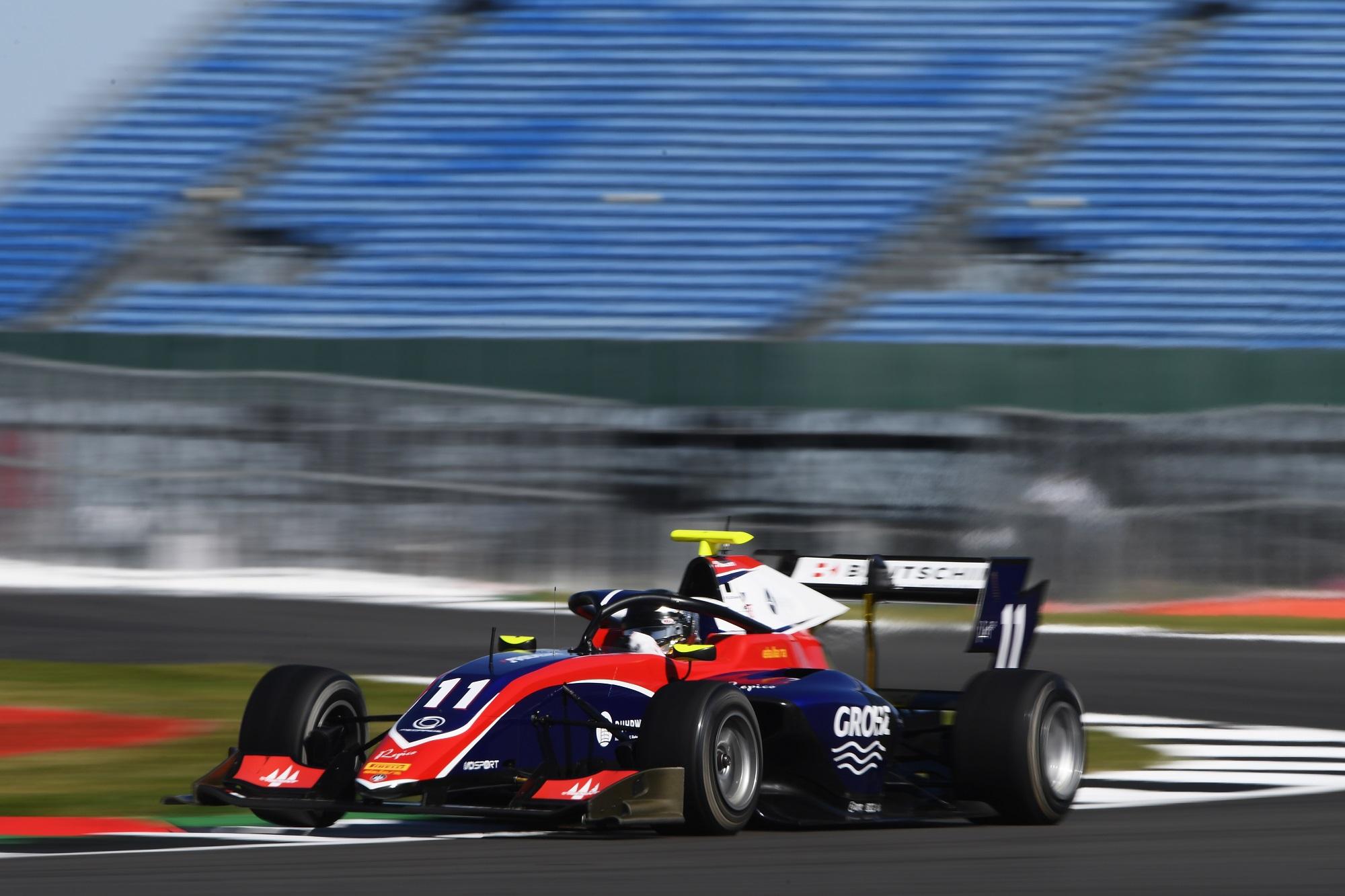 Formula 3 Championship - Round 5:Silverstone - Practice & Qualifying