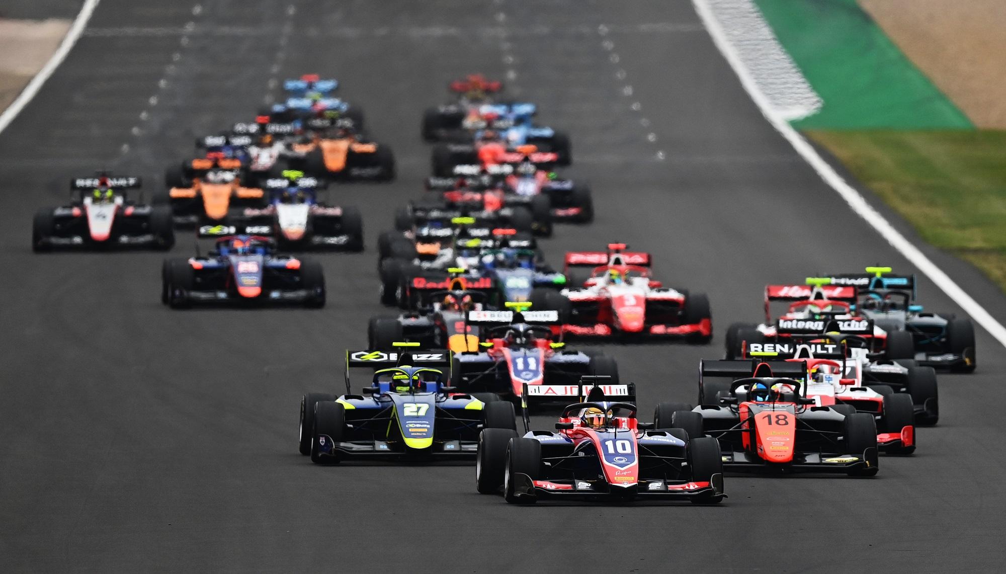 Formula 3 Championship - Round 5:Silverstone - Second Race