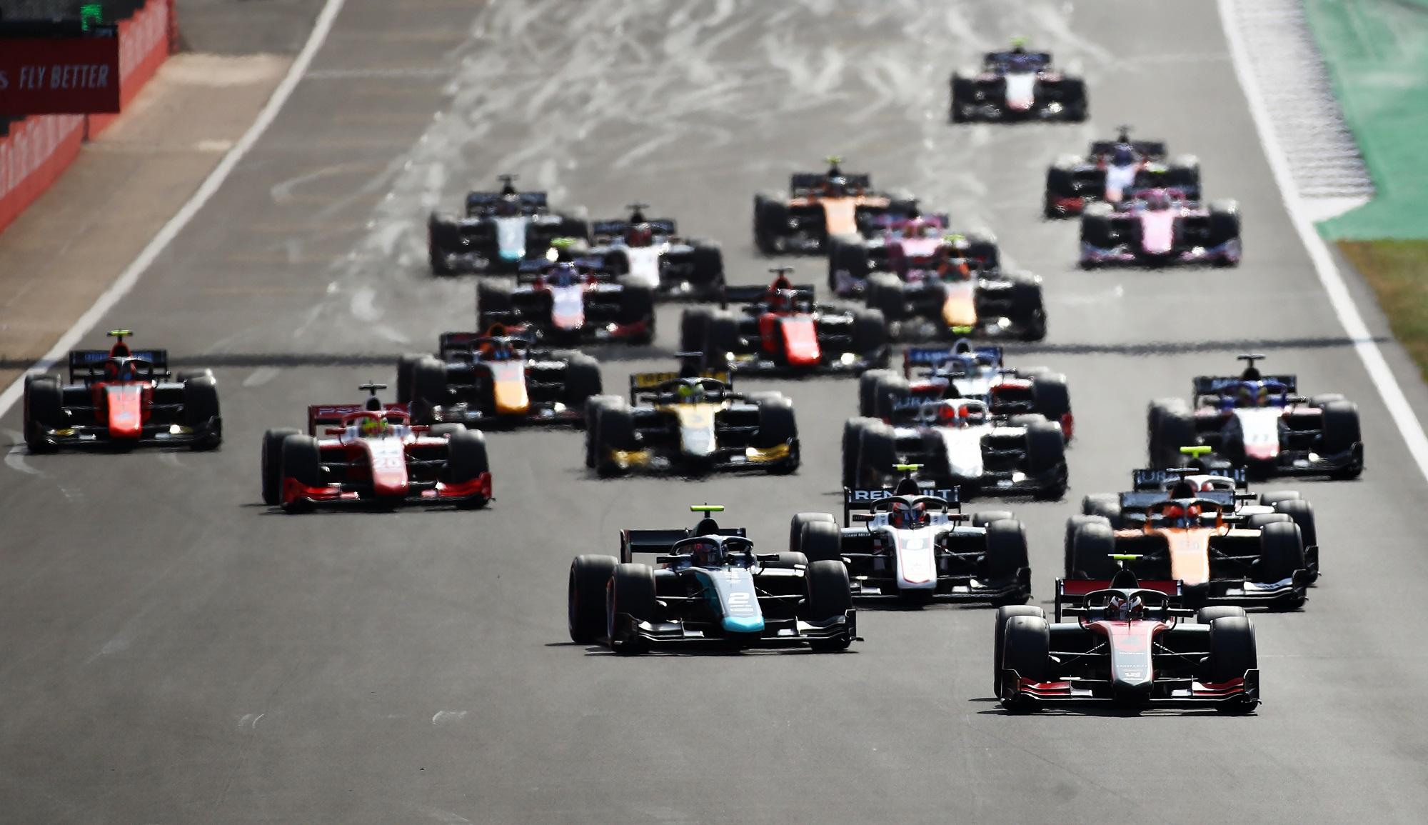 Formula 2 Championship - Round 5:Silverstone - Feature Race